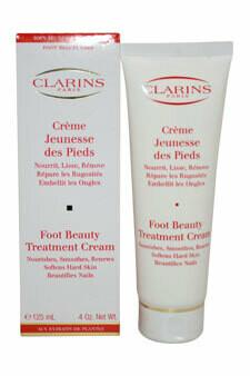 CLARINS HAND CARE TREATMENT FOOT BEAUTY CREAM 125ML