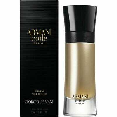 ARMANI CODE ABSOLU HOMME EDP 60 ML