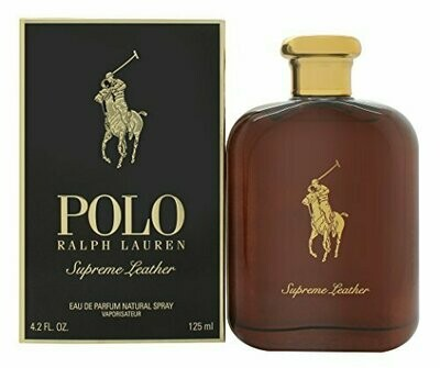 POLO SUPREME LEATHER FOR MEN EDP 125 ML
