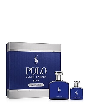 POLO BLUE SET EDP 75ML +V20