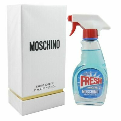 MOSCHINO FRESH COUTURE EDT NATURAL SPRAY 50 ML