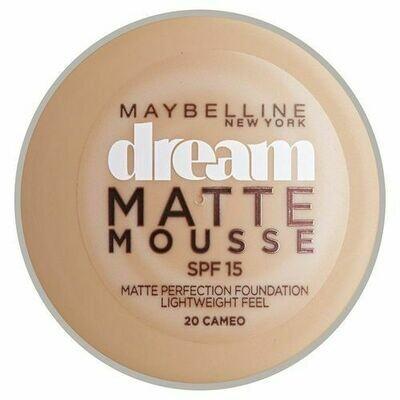 DREAM MATTE MOUSSE FOUNDATION MAT - 020