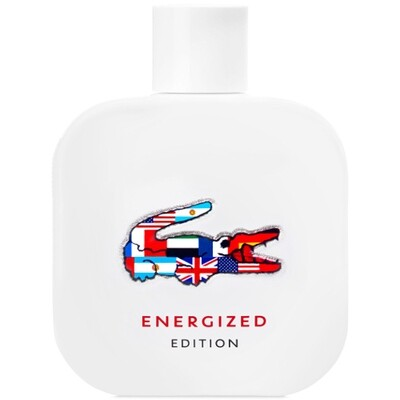 L12 12 ENERGIZED MAN EDT 100 ML