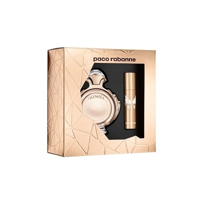 OLYMPEA FOR WOMAN EDP SET 50 + TRAVEL 10 ML