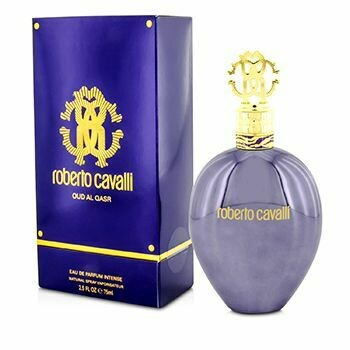 REBERTO CAVALI OUD AL QASR FOR WOMAN INTENS EDP 75 ML
