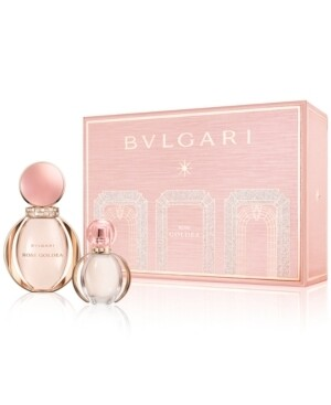 BVLGARI ROSE GOLDEA FOR WOMAN SET EDP 50 ML + 15 ML