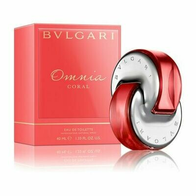 CORAL FOR WOMAN EDT 40 ML