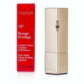 CLARINS ROUGE PRODIGE LIPSTICK 107 Tea rose