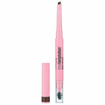 MAYBELLINE TOTAL TEMPTATION EYEBROW PENCIL 120