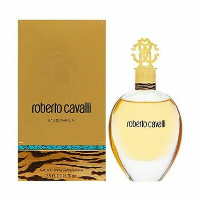 ROBERTO CAVALLI FOR WOMAN EDP 75 ML