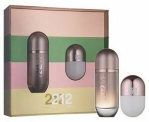 212 VIP ROSE WOMAN SET EDP 80 ML+20 ML