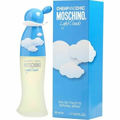 MOSCHINO LIGHT CLOUDS WOMAN EDT 50 ML