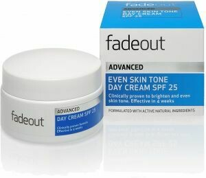 FADE OUT ADVANCED WHITENING DAY CREAM 75 ML SPF 25