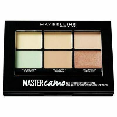MASTER CAMO MAKE-UP PALETTE CONCEALER 01