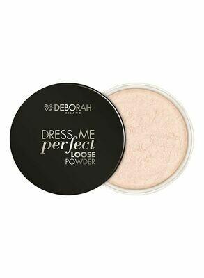 DEBORAH DRESS ME PERFECT LOOSE POWDER 00