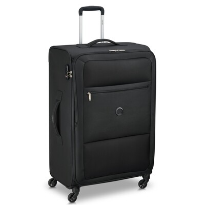 EDEA 55 cm 4Wheel Cabin Trolley black