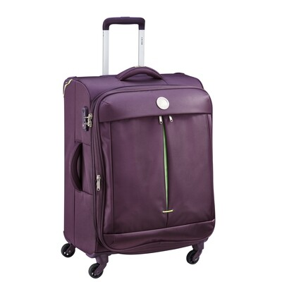 FLIGHT LITE 65 cm 4Wheel Expandable Trolley ZST purple