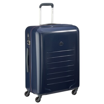 TOLIARA 66 cm 4Wheel Expandable Trolley night blue
