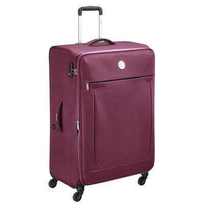BANJUL 78 cm 4Wheel Trolley purple