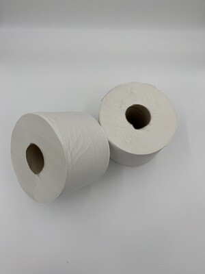 Micro mini toilet rolls pack of 24
