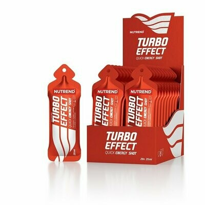NUTREND TURBO EFFECT SHOT