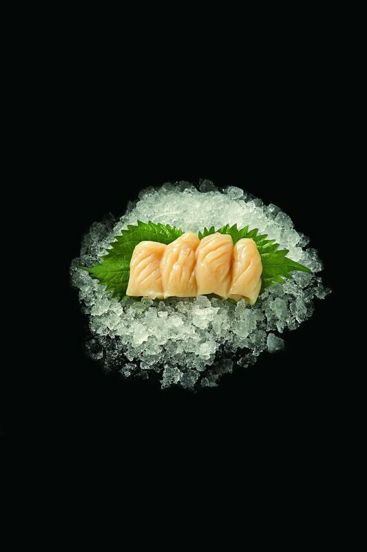 Гребешок сашими