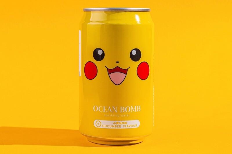 Японский Лимонад Пикачу