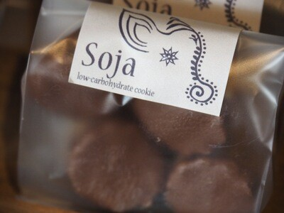Soja-low-carbohydrate cookie