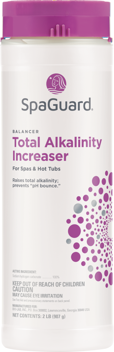 Total Alkalinity Increase (2 lb)
