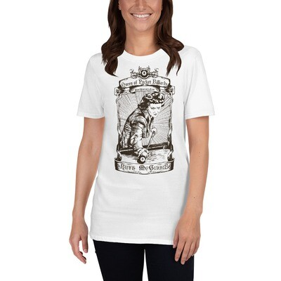 Ruth McGinnis Queen of Pool T-Shirt