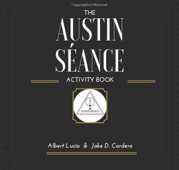 The Austin Séance Activity Book