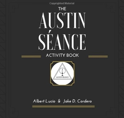 The Austin Séance Activity Book