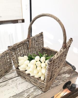 Flower Gathering Basket (Large)