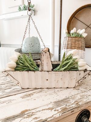 Ceiling Tin Basket