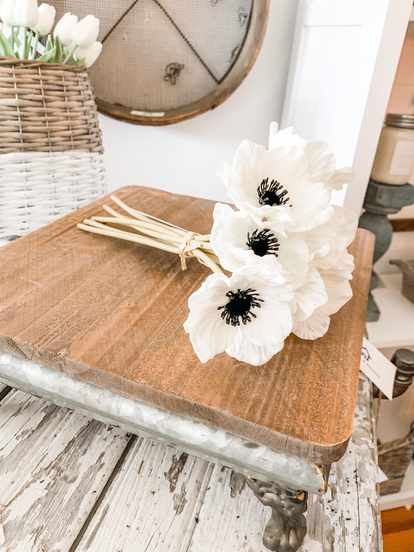 White Poppies