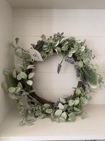 Dusty Wreath