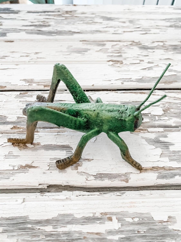 Cast Iron Grasshopper