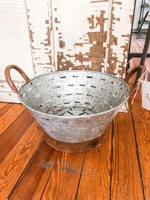 Olive Bucket Short
