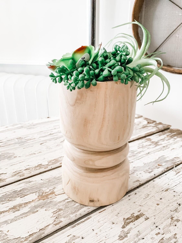 Succulent Pillar