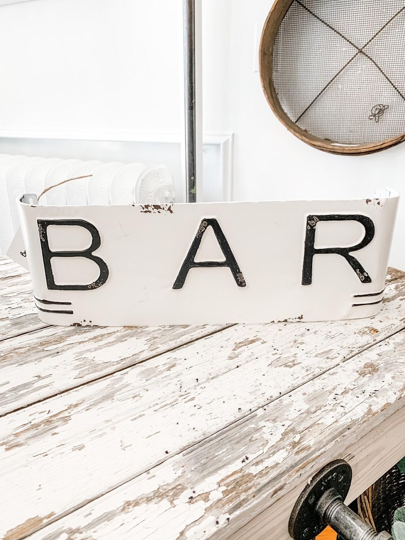 Bar Marquis Sign