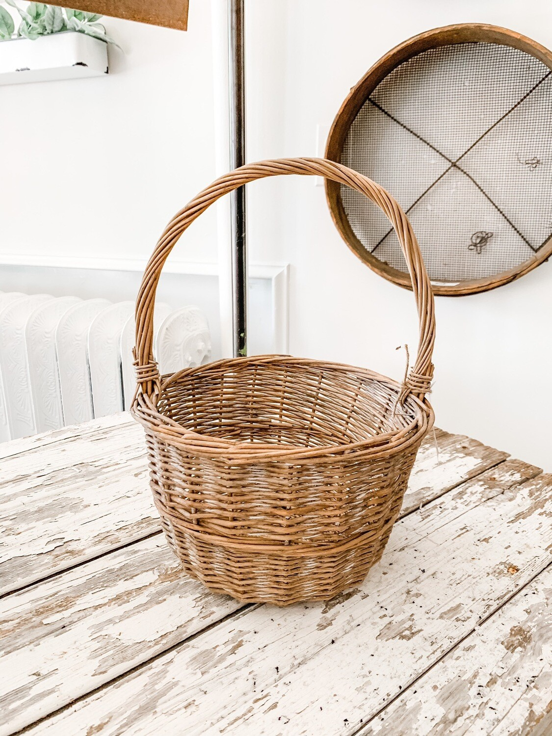 Willow Basket Small