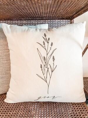 Grow Pillow