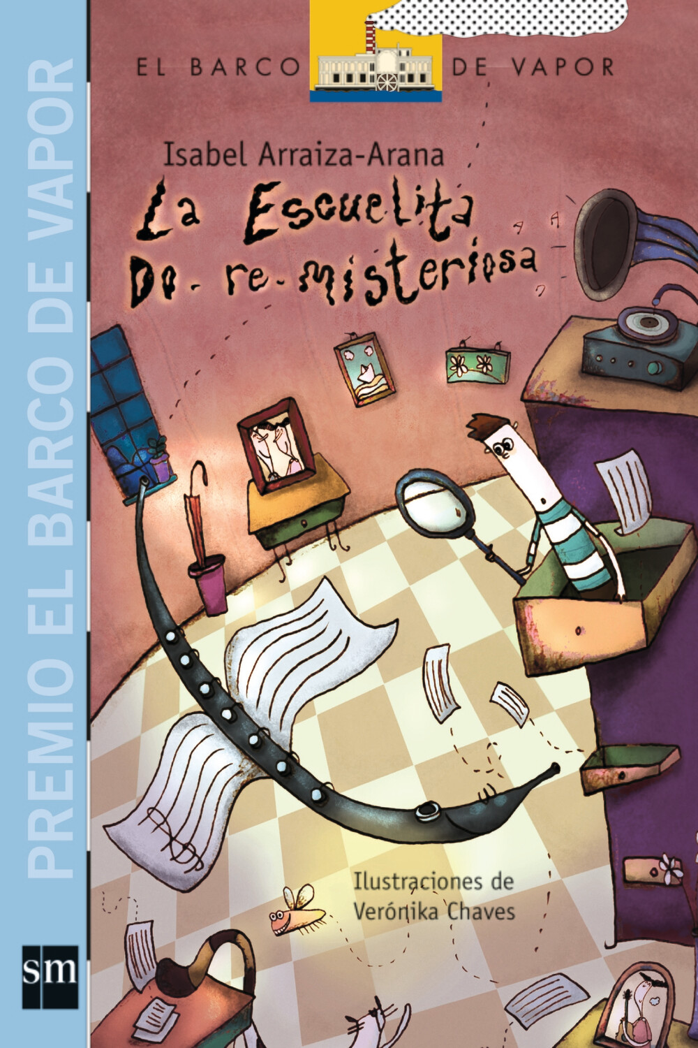 CUARTO - LA ESCUELITA DO-RE-MISTERIOSA - SM - ISBN 9781935556299