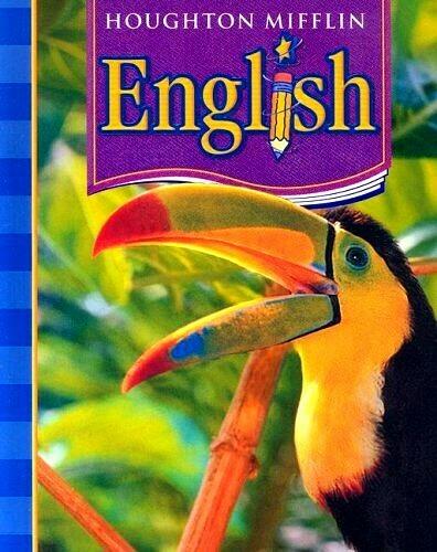 CUARTO - ENGLISH 4 (USED) - HMH - 2006 - ISBN 9780618611201