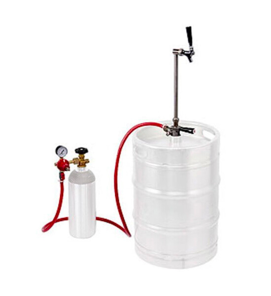 """American """"D"""" System CO2 Party Dispensing System"""