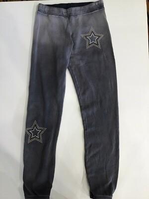 Star Studded Band Bottom Sweatpant