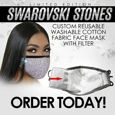 Bling Mask - Face Protection