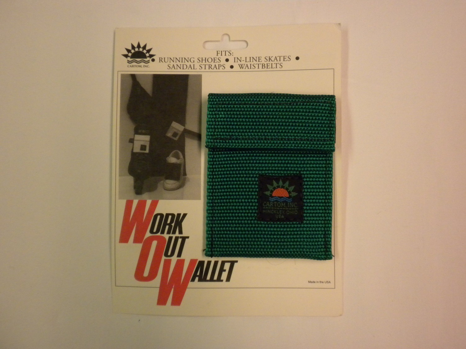 Work-Out Wallet