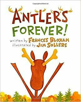 Antlers Forever Kids Book