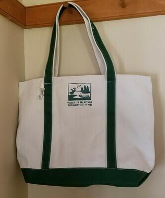 Wildlife Heritage Foundation of NH Canvas Bag